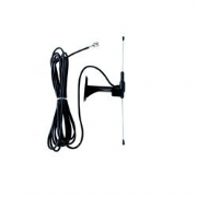 LUHFDPSMA Lightweight 1/2 wave dipole aerial wall mount